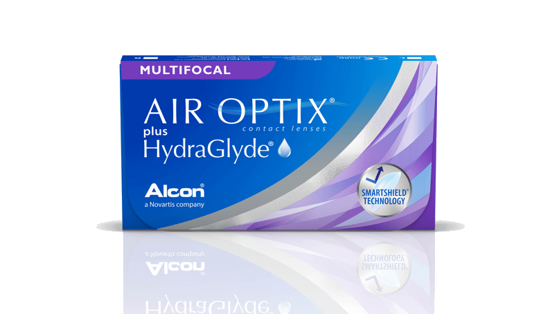 Air Optix plus Hydraglyde Multifocal Kontaktlinse