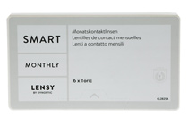 Lensy Monthly Smart Toric