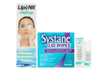 Augen- und Lidpflege