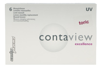 Contaview excellence toric UV