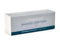 Optimedics Balance 1 Day Toric