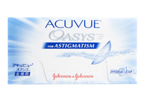 Acuvue Advanced for Astigmatism