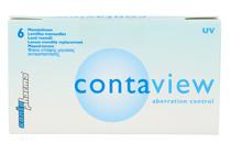 Contaview aberration control UV