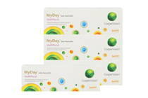 MyDay Multifocal daily disposable