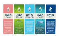Hylo -Dual, -Fresh, -Comod, -Care und Hylo-Gel