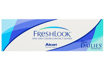 Dailies FreshLook Colors One-Day