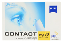 Zeiss Contact Day 30 spheric