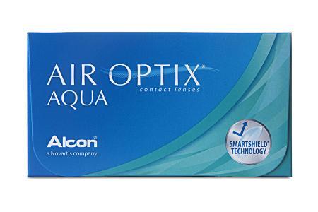 Air Optix Aqua 6 Monatslinsen | Air Optix Aqua, 6 Stück, AirOptixAqua, AirOptics Aqua