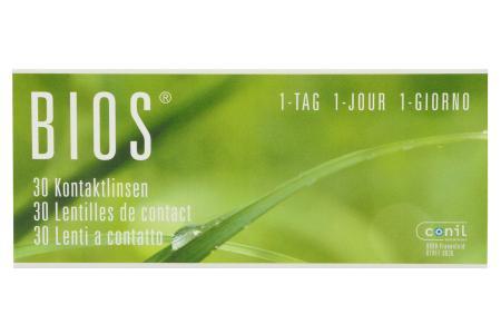 Bios 1-Tag 30 Tageslinsen | Bios 1-Tag, 30 Stück Kontaktlinsen von Conil