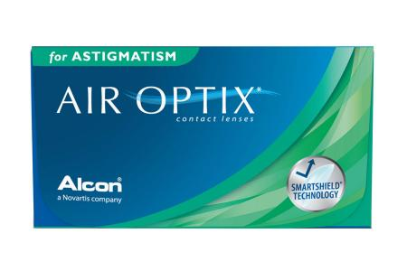 Air Optix for Astigmatism 6 Monatslinsen