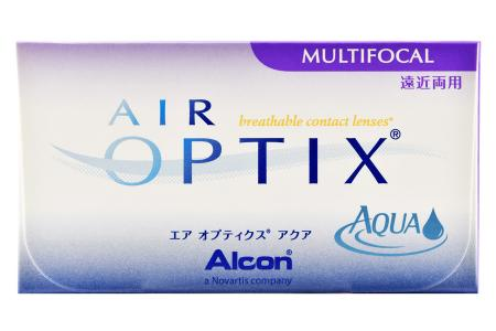 Air Optix Multifokal 6 Monatslinsen
