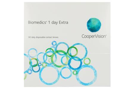 Biomedics 1 day Extra, 90 Stück
