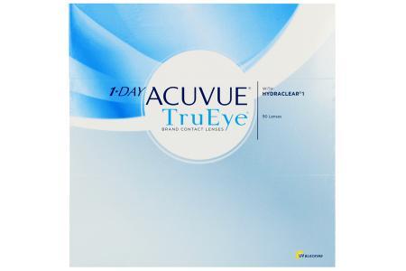 1-Day Acuvue TruEye, 90 Stück Kontaktlinsen von Johnson & Johnson