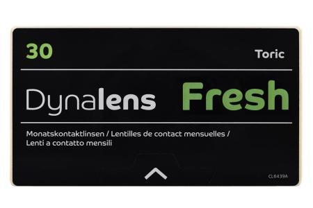 Dynalens 30 Fresh Toric, 3 Stück