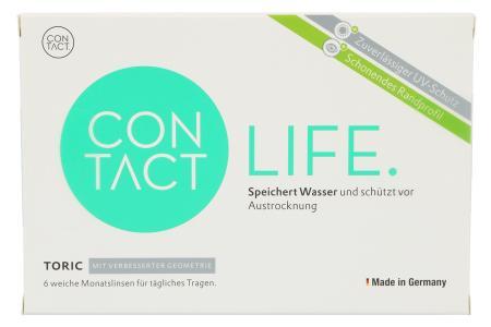 Wöhlk Contact Life Toric