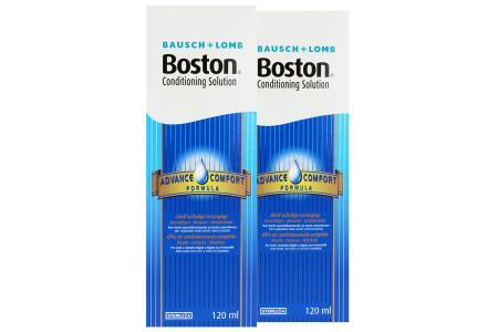 Boston Advance 2 x 120 ml Aufbewahrungslösung