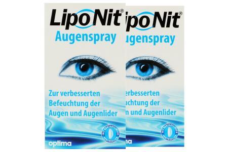 LipoNit 2 x 10 ml Augenspray