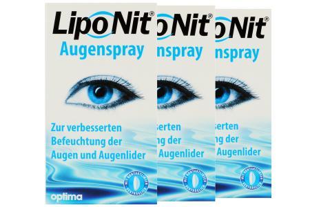 LipoNit Augenspray 3x10ml