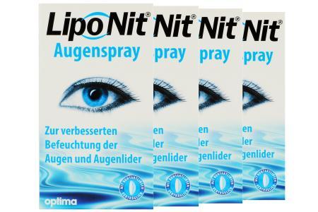LipoNit Augenspray 4x10ml