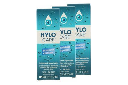 Hylo-Care Augentropfen 3x10ml
