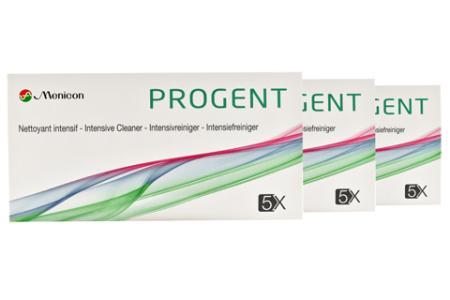3 x Menicon Progent SP-Intensivreiniger