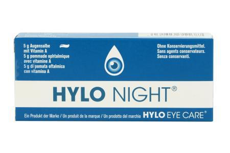 Hylo Night 5 g Augensalbe | Vita-Pos Augensalbe 5 g | Hylo Night