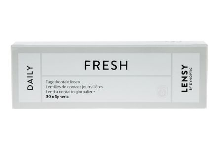 Dynalens 1 Fresh , 30 Stück Kontaktlinsen von Dynoptic