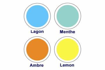 Lunelle ES 70 Torique Couleur UV