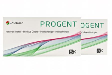 2x Menicon Progent SP-Intensivreiniger