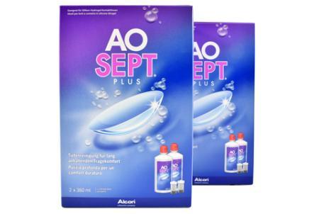 Aosept Plus 4x360ml