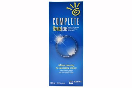 Complete RevitaLens 300 ml All-in-One Lösung | Complete RevitaLens 300 ml