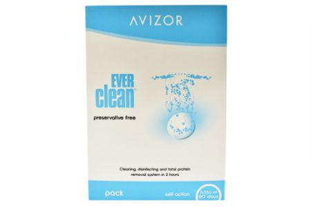 Ever Clean 2x350ml/90Tabletten