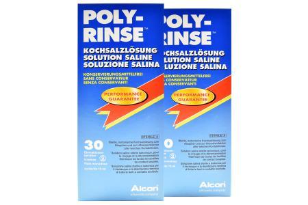 Poly-Rinse Kochsalzlösung Duo-Pack 2x 30x15ml