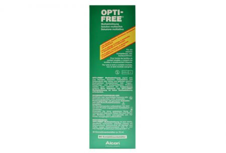 Opti-Free Monodosen 30 x 10 ml All-in-One Lösung