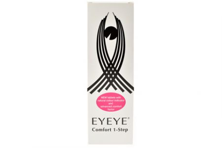 Eyeye Comfort 1-Step 360ml/45Tabletten