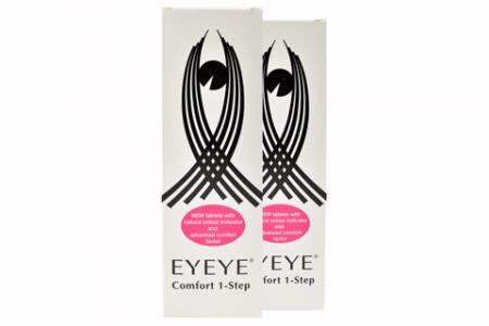 Eyeye Comfort 1-Step 2x360ml/90Tabletten