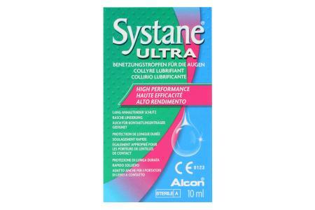 Systane Ultra 10 ml Augentropfen