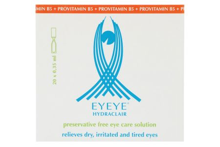 Eyeye Hydraclair 20x0,35ml Ampullen