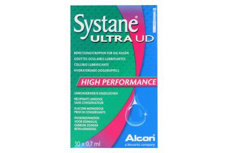 Systane Ultra UD 30 x 0,7 ml Augentropfen | Systane® Ultra UD 30 x 0,7 ml in Einmaldosen