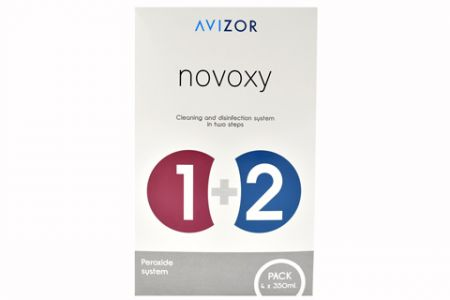 Novoxy Multipack 4 x 350 ml Peroxid-Lösung | Novoxy Multipack 4 x 350 ml