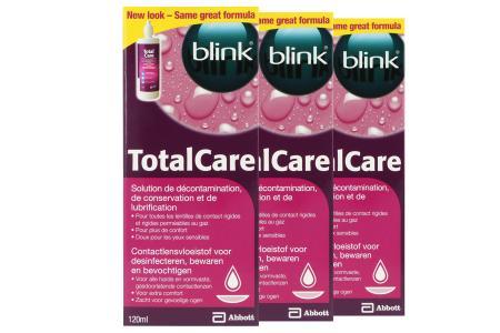 Total Care 3x120ml Desinfektions- und Aufbewahrungslösung