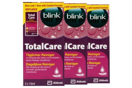 Total Care Reinigung 3 x 2 x 15 ml