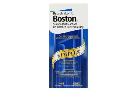 Boston Simplus 120 ml Kombilösung | Boston Simplus 120 ml Kombilösung | harte Kontaktlinsen
