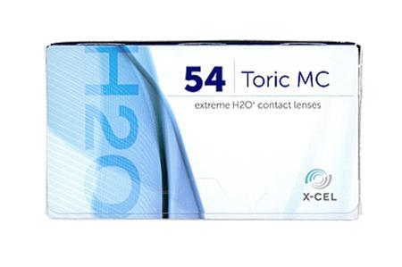 Extreme H2O 54 Toric MC, 6 Stück Kontaktlinsen von Hydrogel Vision Corp.