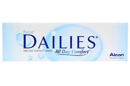 Dailies All Day Comfort, 30 Stück Kontaktlinsen von Ciba Vision / Alcon