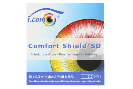 Comfort Shield, 15x0.3ml Einzelampullen