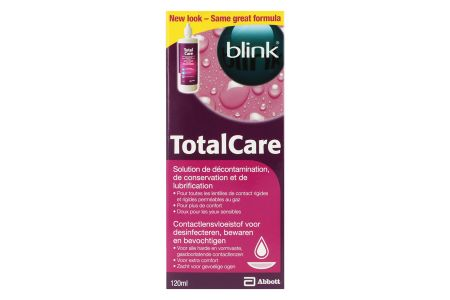 Total Care 120 ml Desinfektions- und Aufbewahrungslösung | Total Care 120 ml Desinfektions- und Aufbewahrungslösung