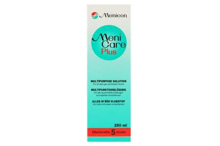 MeniCare Plus 250ml mit Behälter