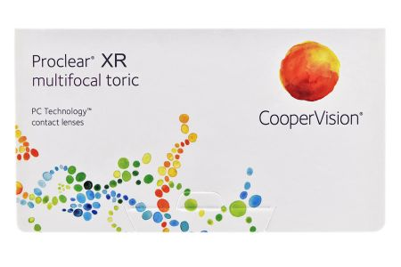 Proclear Multifocal Toric XR, 6 Stück