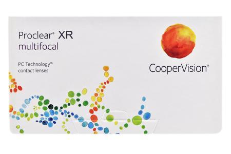 Proclear Multifocal XR, 6 Stück